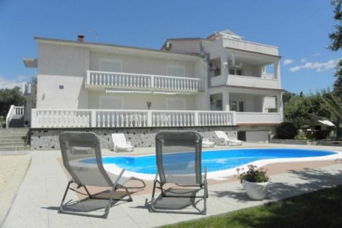 Villa Dragica | Appartements Kaštelan Rab